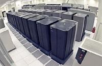 Wnętrze serwerowni
